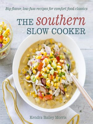 cover image of The Southern Slow Cooker