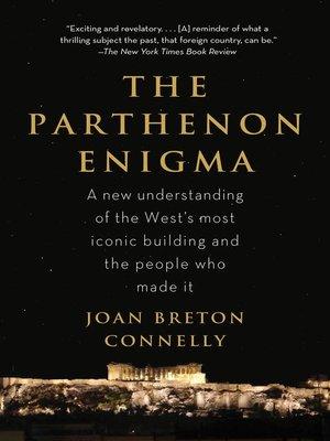 cover image of The Parthenon Enigma