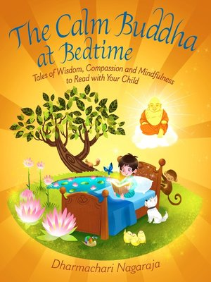 cover image of The Calm Buddha at Bedtime