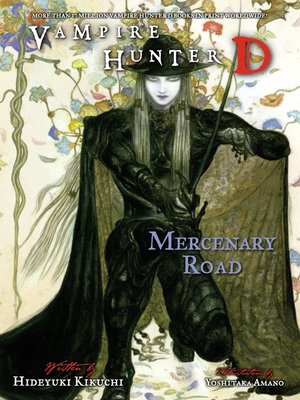 cover image of Mercenary Road
