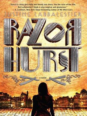 cover image of Razorhurst