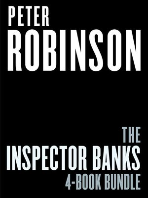 cover image of The Inspector Banks 4-Book Bundle