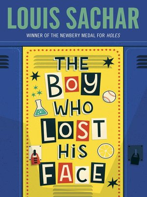 cover image of The Boy Who Lost His Face