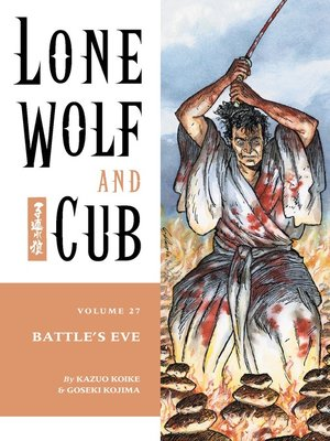 cover image of Lone Wolf and Cub, Volume 27