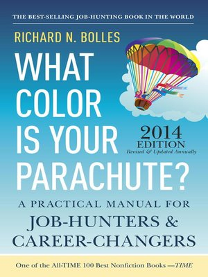 cover image of What Color Is Your Parachute? 2014