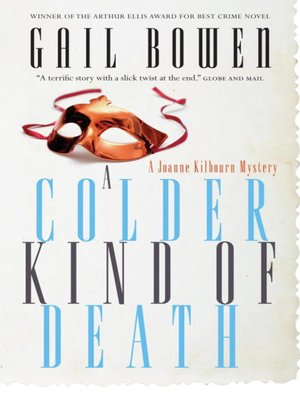 cover image of A Colder Kind of Death
