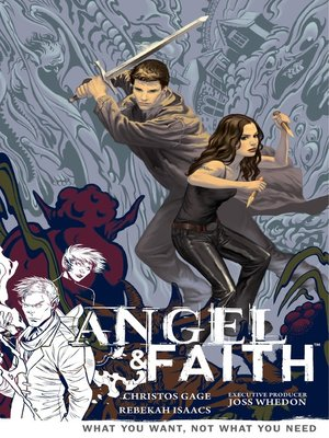 cover image of Angel & Faith, Volume 5