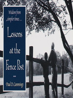 cover image of Lessons at the Fence Post