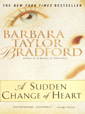 cover image of A Sudden Change of Heart