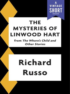 cover image of The Mysteries of Linwood Hart