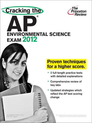 Cracking the AP Environmental Science Exam, 2012 Edition by