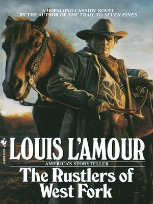 cover image of Rustlers of West Fork