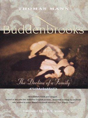 cover image of Buddenbrooks