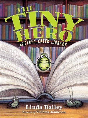 cover image of The Tiny Hero of Ferny Creek Library