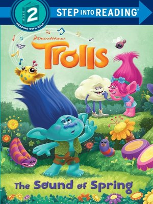 cover image of The Sound of Spring (DreamWorks Trolls)