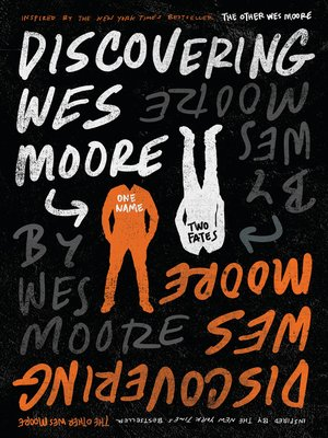cover image of Discovering Wes Moore