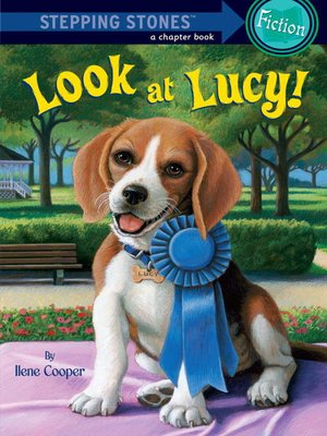 cover image of Look at Lucy!