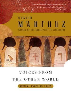 cover image of Voices from the Other World