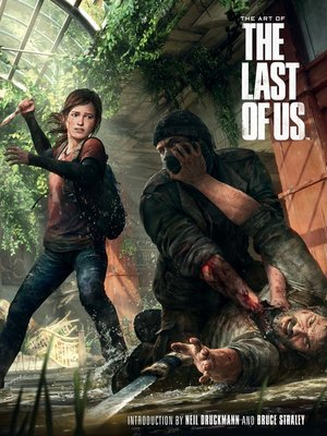 cover image of The Art of The Last of Us