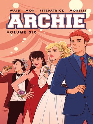 cover image of Archie Volume 6