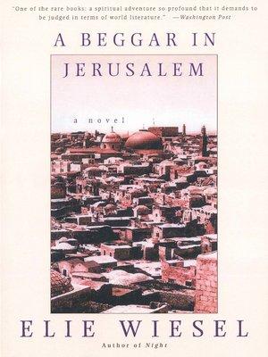 cover image of A Beggar in Jerusalem