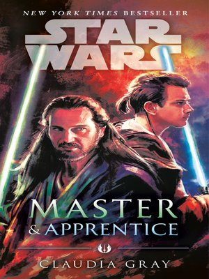 cover image of Master & Apprentice (Star Wars)
