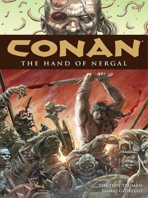 cover image of Conan, Volume 6