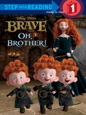 cover image of Oh, Brother!