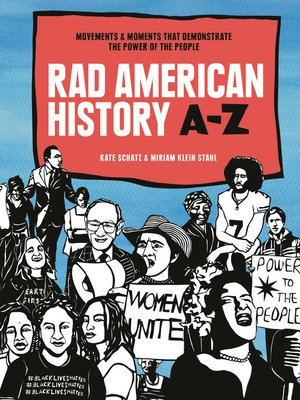 cover image of Rad American History A-Z