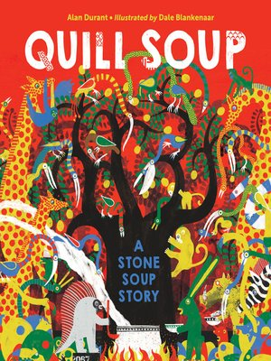 cover image of Quill Soup