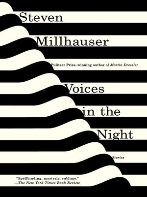 cover image of Voices in the Night