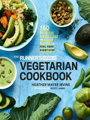 cover image of The Runner's World Vegetarian Cookbook