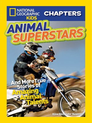 cover image of Animal Superstars