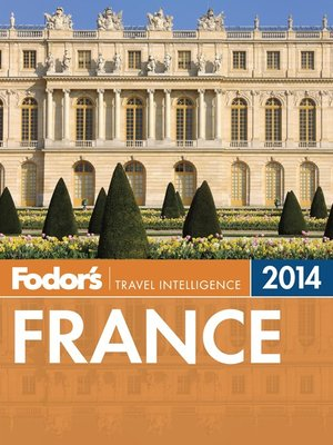 cover image of Fodor's France 2014