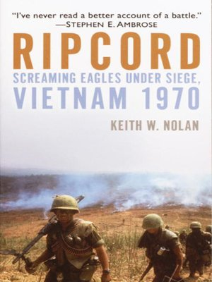 cover image of Ripcord