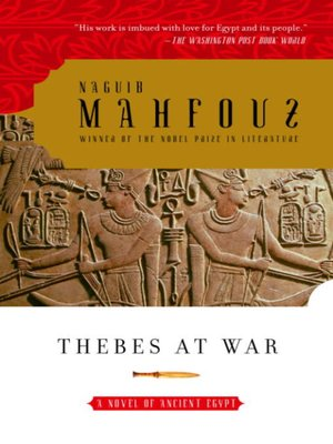 cover image of Thebes at War