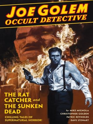 cover image of Joe Golem: Occult Detective (2015), Volume 1