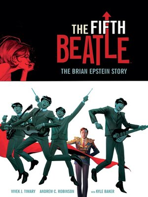 cover image of The Fifth Beatle: The Brian Epstein Story