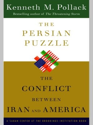 cover image of The Persian Puzzle