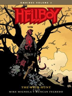 cover image of Hellboy (1994), Omnibus Volume 3