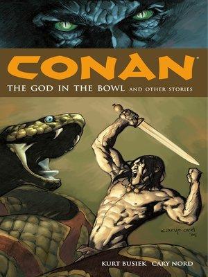 cover image of Conan, Volume 2