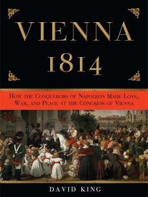 cover image of Vienna, 1814