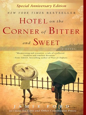 cover image of Hotel on the Corner of Bitter and Sweet