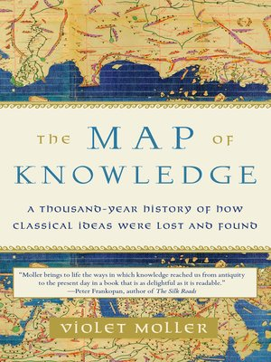 cover image of The Map of Knowledge