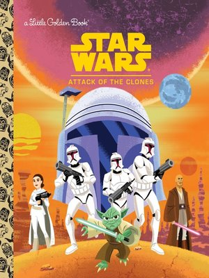 cover image of Star Wars: Attack of the Clones