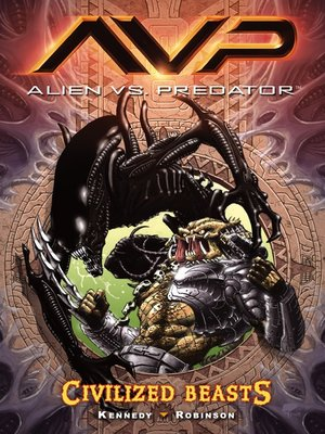 cover image of Aliens vs. Predator, Volume 2