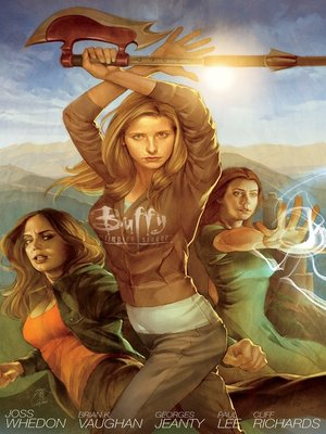 cover image of Buffy the Vampire Slayer: Season 8 Library Edition, Volume 1