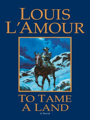 cover image of To Tame a Land