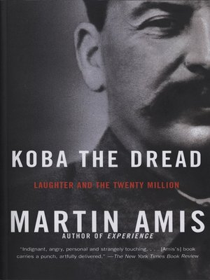 cover image of Koba the Dread
