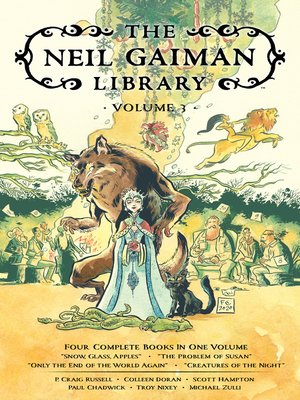 cover image of The Neil Gaiman Library Volume 3